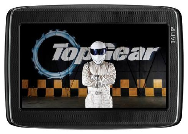 TomTom Top Gear edition