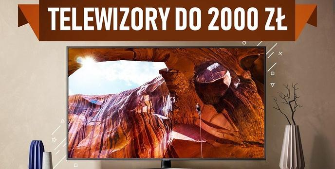 Jaki telewizor do 2000 zł? |TOP 5|
