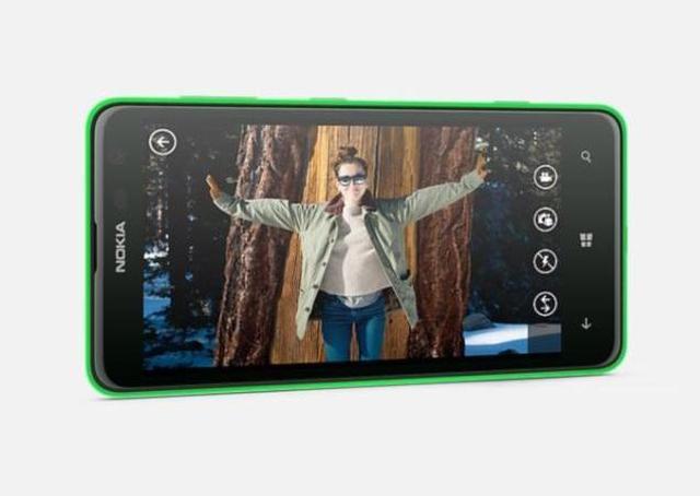 Nokia Lumia 625 fot3