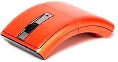 Lenovo Wireless Laser Mouse N70 Pomarańczowa (888014324)