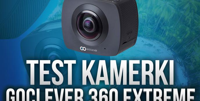 Testujemy Goclever Extreme 360