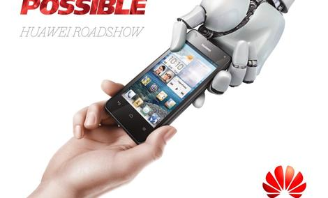 Trwa Huawei Roadshow Make it Possible