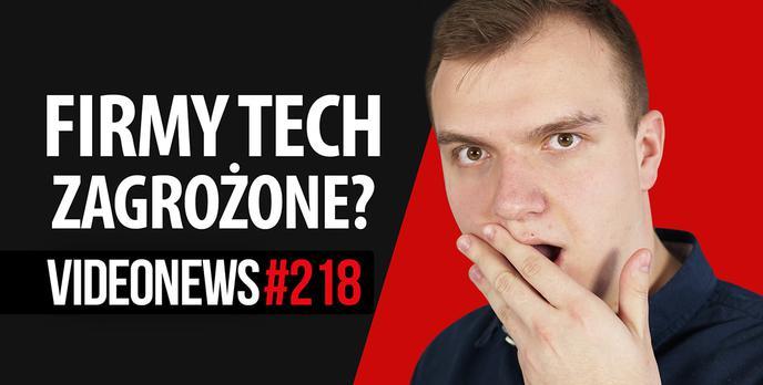 TSMC pozwane, Huawei bez licencji Google, nowe aparaty Sony - VideoNews #218