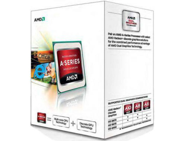 AMD APU A8-5500