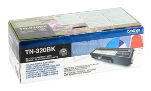 BROTHER Toner Czarny TN320BK=TN-320Bk, 2500 str.