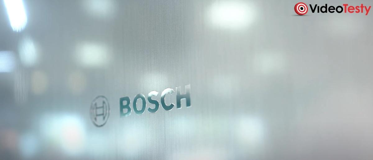 Chłodziarko-zamrażarka Bosch wygląda stylowo
