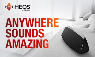 Bezprzewodowy System Muzyczny Multiroom HEOS by Denon - Test