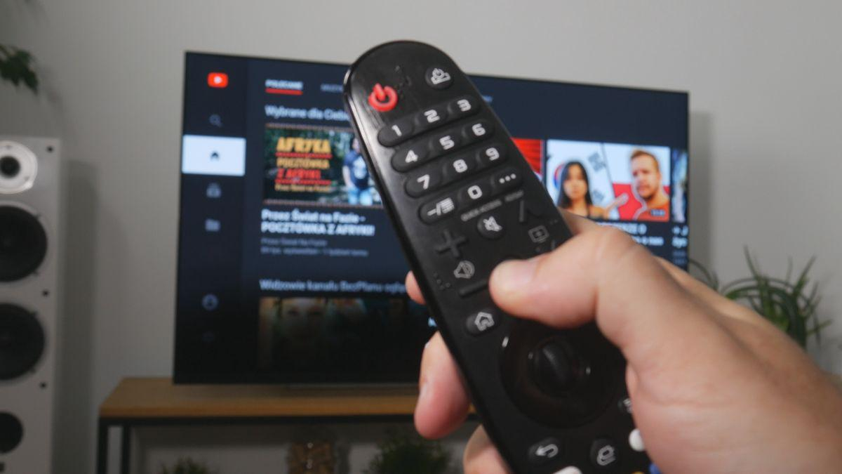 pilot lg magic remote