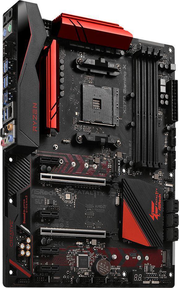 ASRock X370 Gaming X (90-MXB5M0-A0UAYZ)
