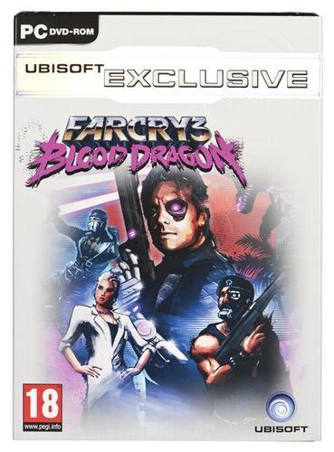 EXCLU Far Cry 3 Blood Dragon PC