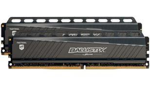 Crucial Ballistix Tactical DDR4 8GB (2x4GB) 3000 CL16