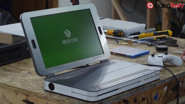 Laptop Xbox One S