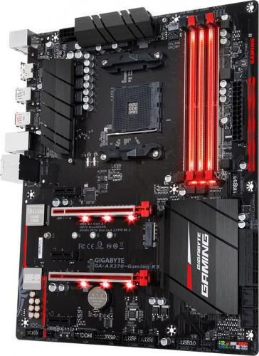 Gigabyte GA-AX370-Gaming K3 AM4 4DDR4