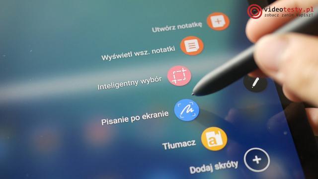 S-pen Samsung Galaxy Tab S3