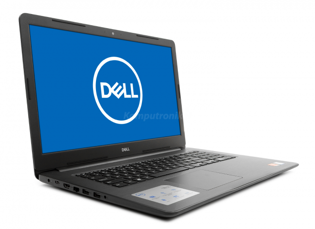DELL Inspiron 17 5770-7338 - czarny - 500GB M.2 + 1TB HDD