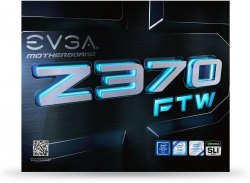 EVGA Z370 FTW (134-KS-E377-KR)