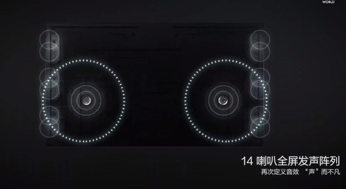 Nowy telewizor Huawei ma 14 głośników