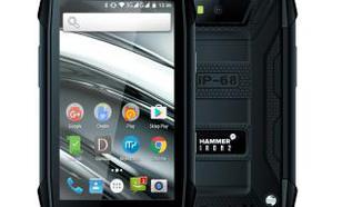 myPhone Hammer Iron 2 (czarny)