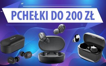 Jakie słuchawki Bluetooth do 200 zł? |TOP 7|