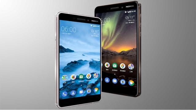MWC 2018 - Nowe smartfony od Nokii!