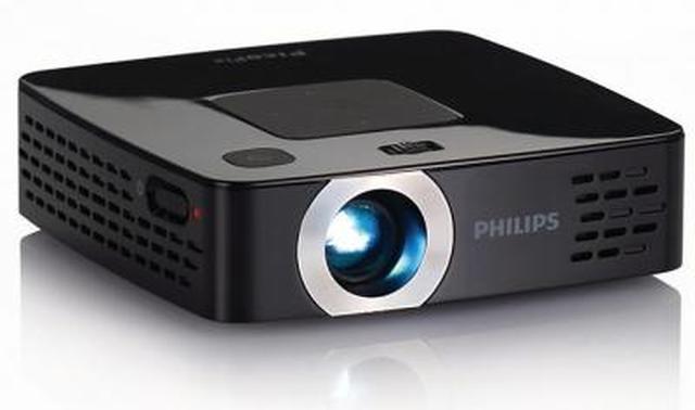Philips PicoPix 2480 - niewielki projektor o wielkich możliwościach