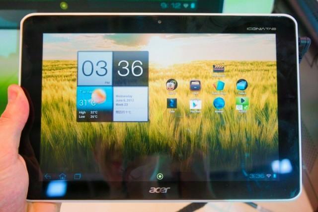 Acer ICONIA TAB A210 - kolejny tablet z popularnej serii ICONIA TAB od Acera