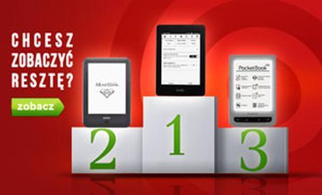 Ranking Czytników E-Booków - Sprawdź Co Wybrać i Kupić!