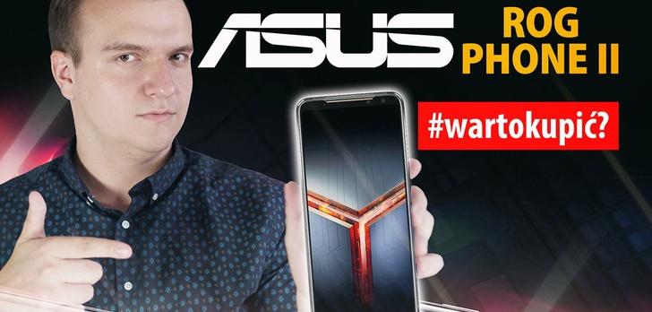 Test Asus ROG Phone II - Czy warto go kupić?