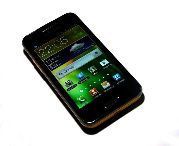 Samsung Galaxy Beam GT-i8530