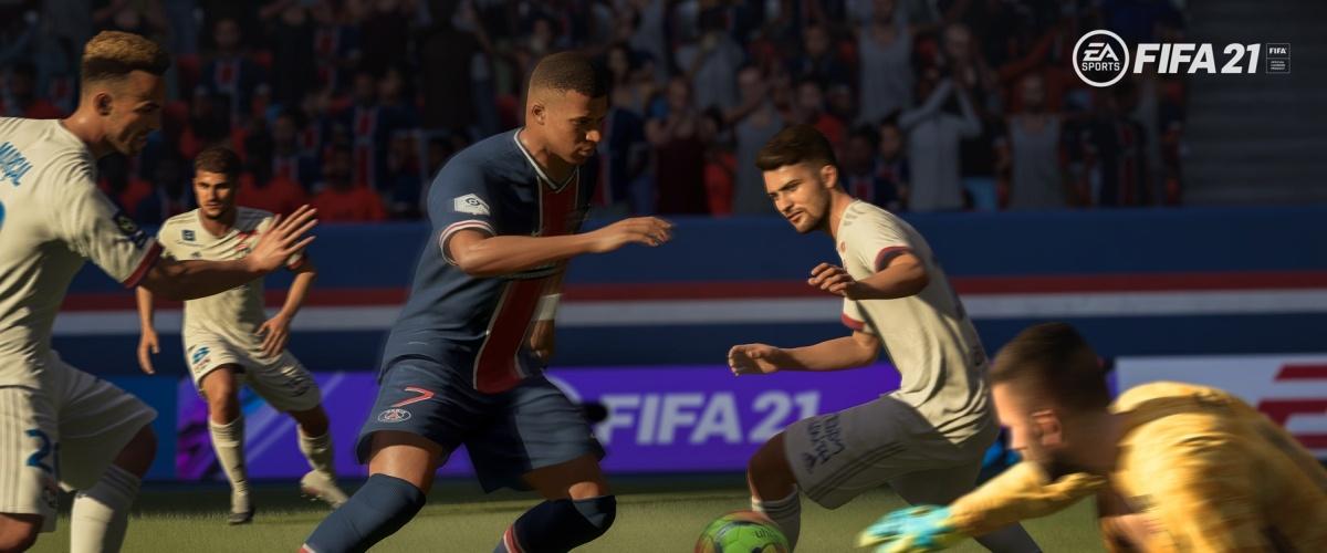FIFA 21 to hit imprezowy
