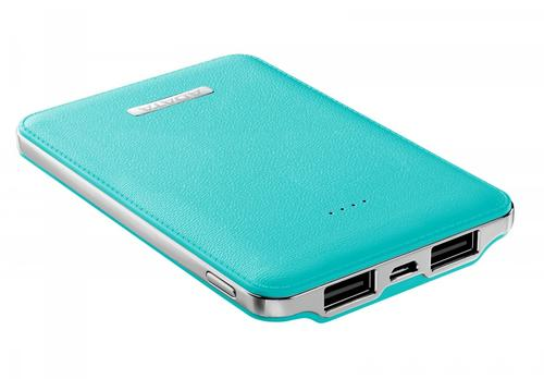 A-Data Power Bank PV120 5100mAh Blue 2.1A