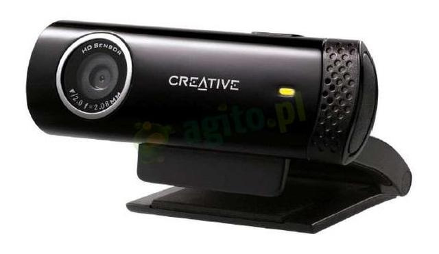 Creative Live! Cam Chat HD - unboxing kamerki internetowej