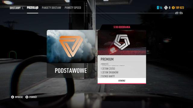 Need for Speed Payback - Lootboxy? Nie, panu dziękujemy!