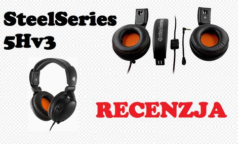 SteelSeries 5Hv3 [RECENZJA]