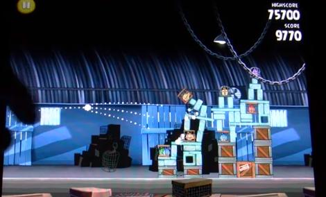 Angry Birds: Rio - prezentacja gry