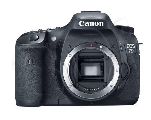 CANON EOS 7D (+obiektyw 18-135mm)