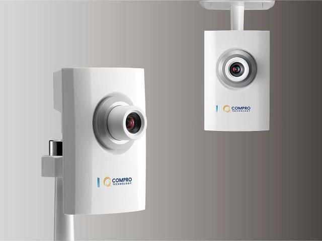 Compro wprowadza najmniejszą na świecie w pełni funkcjonalną sieciową kamerę 2-Megapixel
