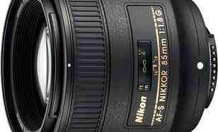 Nikon AF-S 85 f/1.8G