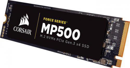 Corsair SSD 480GB MP500 Series 3000/2400 MB/s PCIe