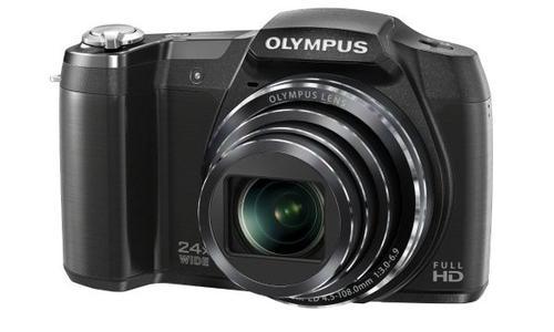 Olympus Stylus SZ-17 black
