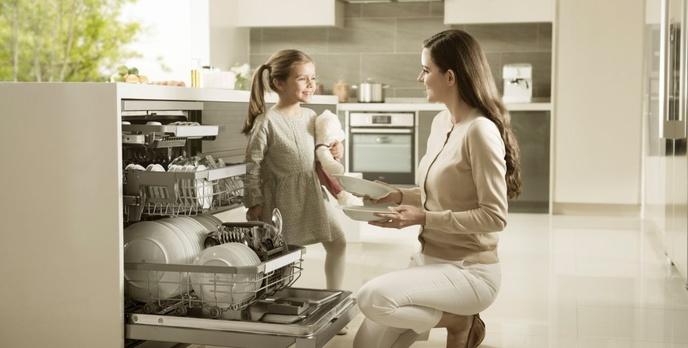 Nowoczesna zmywarka parowa od LG odkazi twoje naczynia!