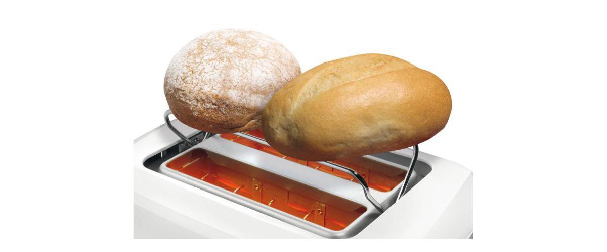 toster z rusztem na bułki