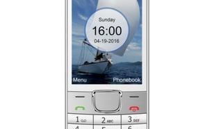Maxcom MM 320 CLASSIC Biały