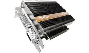 Palit GeForce GTX 1050 Ti KalmX 4GB GDDR5 128bit