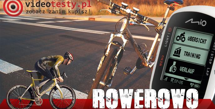 Rowerowo #3 - Test liczników Mio Cyclo 100 i 105