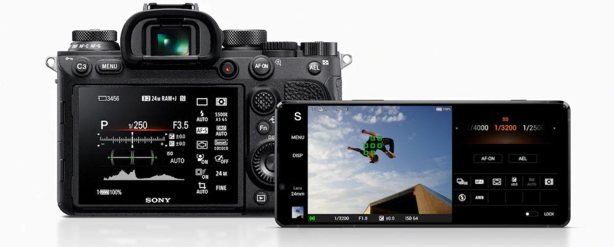 Aparat w Sony Xperia 1 II ma czerpać z innych konstrukcji Sony