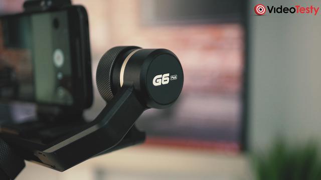 Feiyutech G6 Plus Wyważanie