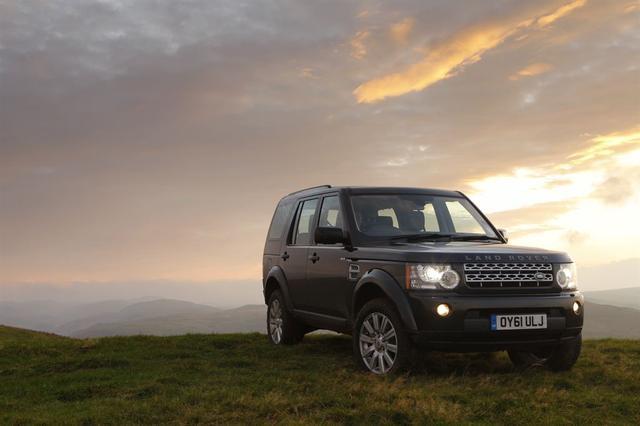 Prestiżowe wyróżnienia dla inżynierów Land Rovera