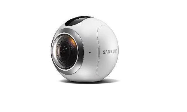 Kamera Samsung Gear 360 - Dzięki Niej, Nic Cię Już Nie Ominie!