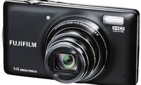 Fujifilm Finepix T350 - solidny kompakt w przystępnej cenie